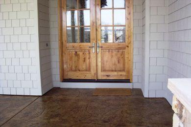 Entry Porches