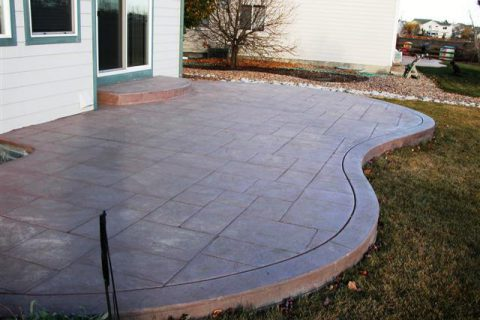 Brewster Patio and Walkway