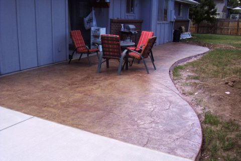 Coopwood seamless patio