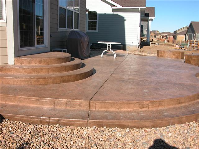 Prosise Patio and Benches
