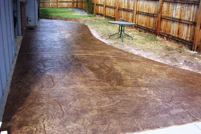 Coopwood seamless patio