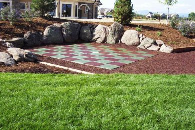 Patios and Walkways – Color Staining
