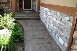 Kehl Entry Walk and Porch