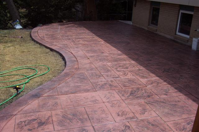 Exposed Aggregate Driveway Grey