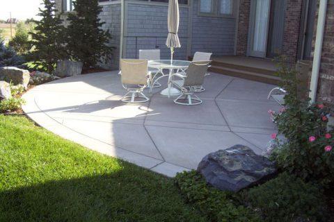 LID, Hoover patio